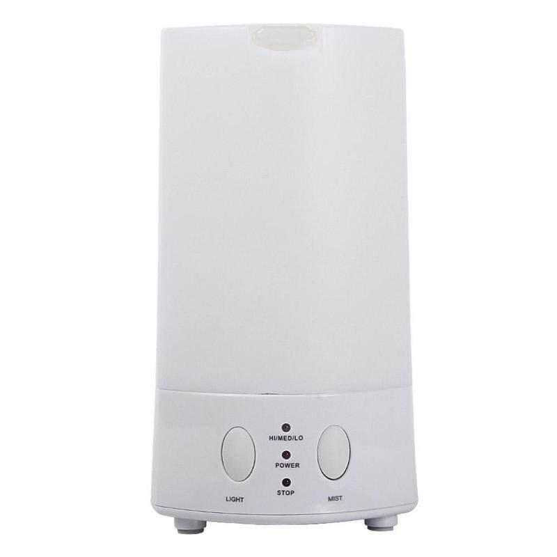 lanyasy Mini 120ml Aromatherapy Essential Oil Diffuser Aroma Atomizer Purifier Air Humidifier (White,US Plug) Singapore