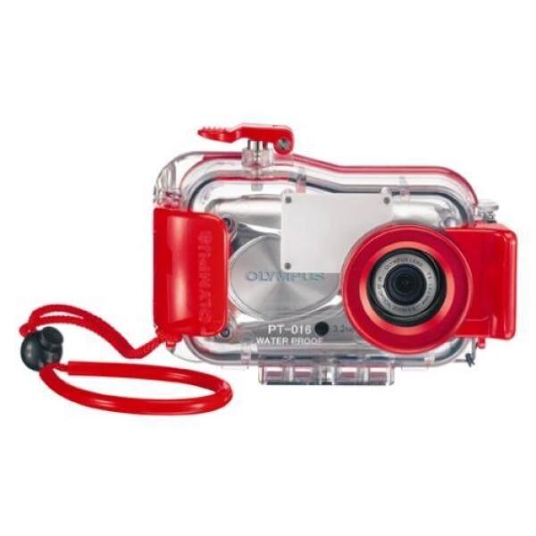 Olympus PT-016 Underwater Housing untuk Stylus 300, 400 dan 410 Kamera Digital-Internasional