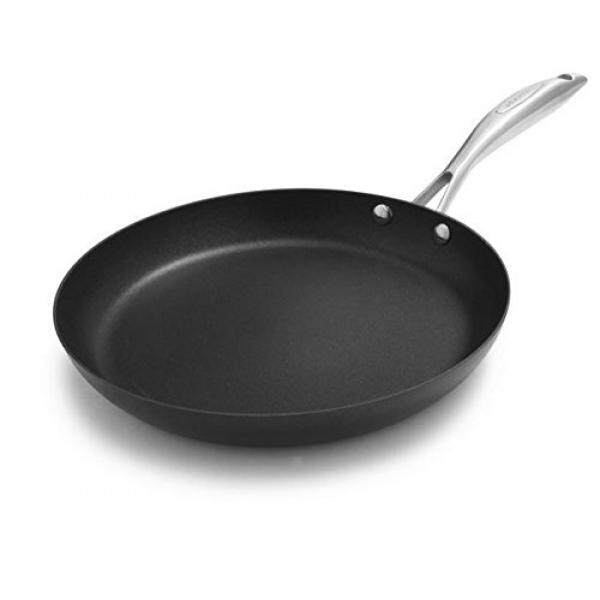 Scanpan PRO IQ 2 Piece Nonstick Fry Pan Set, Black - intl