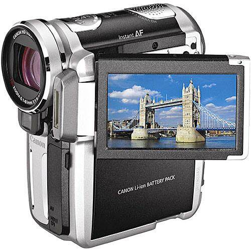 Sale Canon HV10 2.7MP CMOS HDV Camcorder