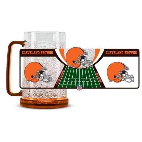 Cleveland Browns Crystal Freezer Mug - intl