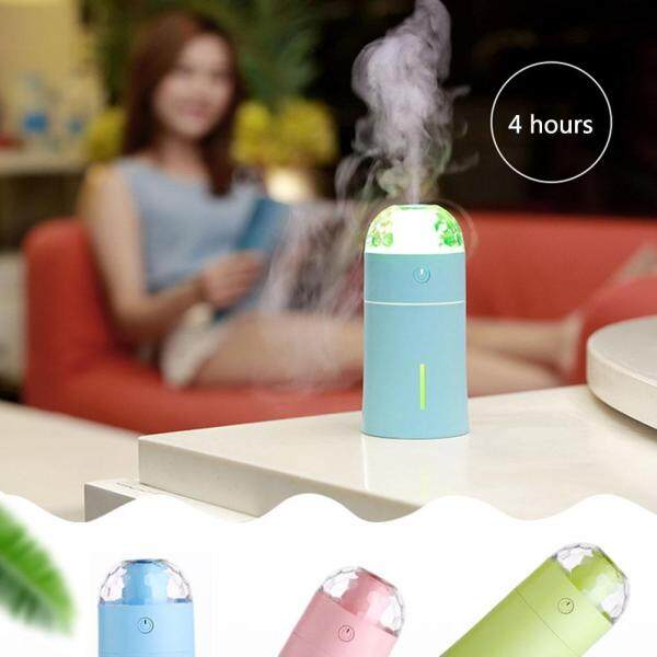 leegoal Air Purification Humidifier Night Lamp Projection Colorful Humidifier Suitable For Home , Car ,Casual And Travel, Entertainment Singapore