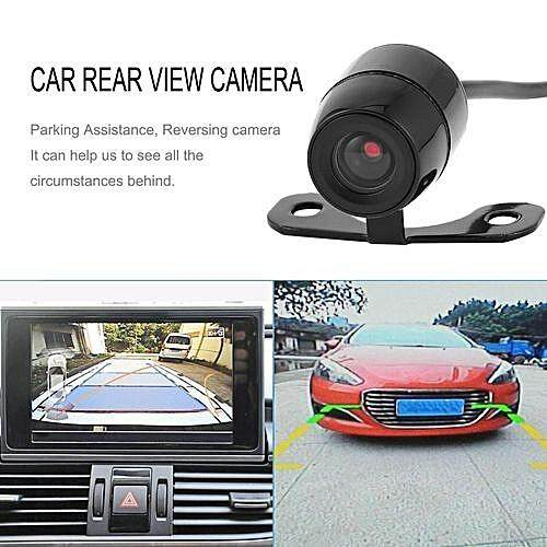 HD Mini Butterfly Design Rear View Camera Backup Camera With Parking Line System