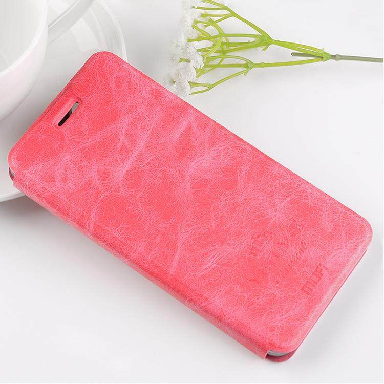 How Do I Get Mofi Xiaomi Redmi 5 Plus Crazy Horse Texture Horizontal Flip Leather Case With Holder And Card Slot Pink Intl