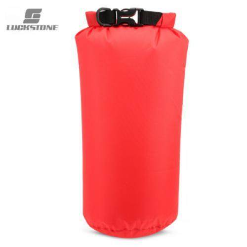 LUCKSTONE 8L Drifting Swimming Waterproof Storage Bag (RED)
