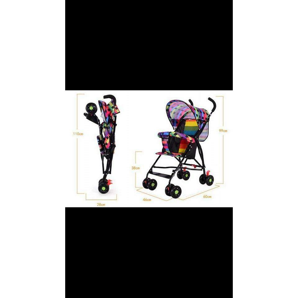 Quality Light Weight Foldable Baby Stroller