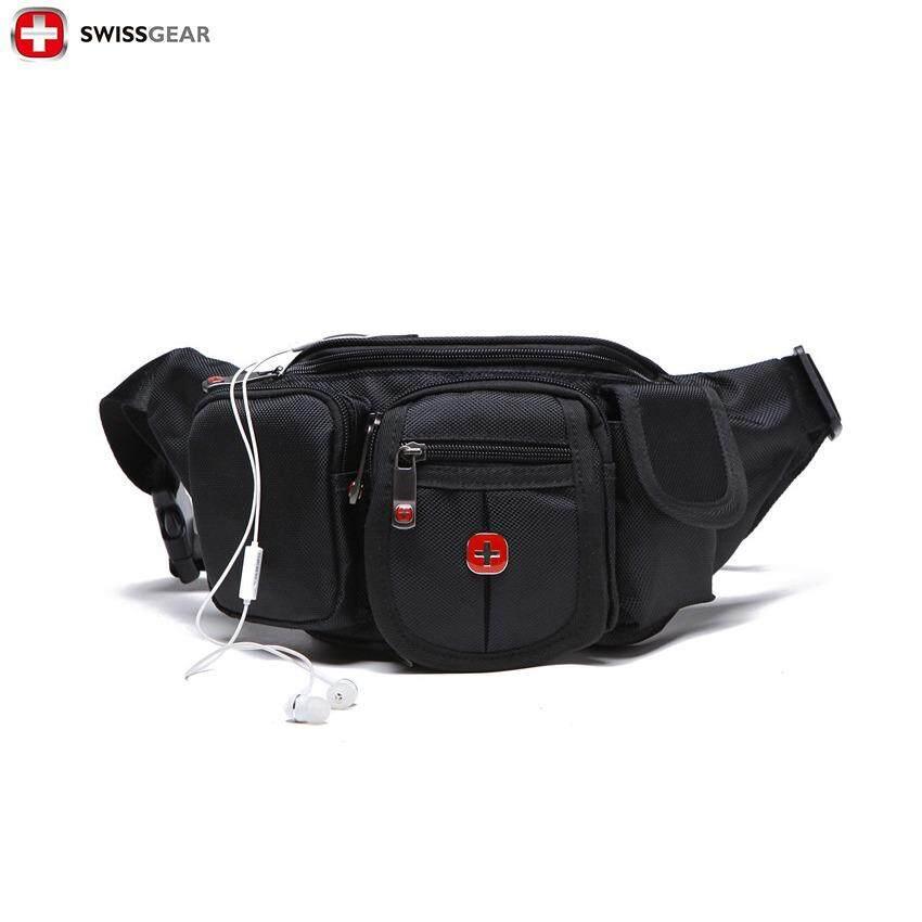 f6cfdeeee70 SWISSGEAR 2458 Model 7 inch Leisure Travel Outdoor Sport Business Crossbody  and Shoulder Bags Waist Bag