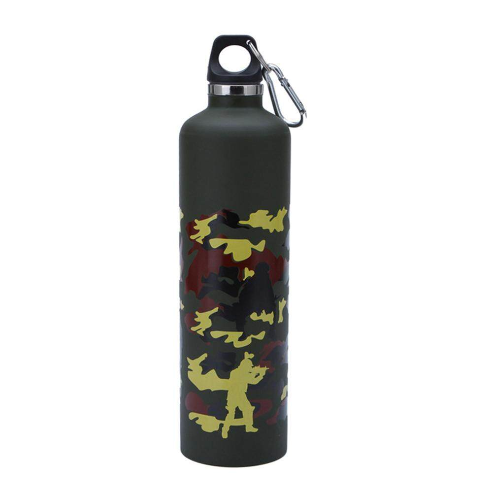 Bán LumiParty 750ML Portable Water Bottles Stainless Steel Double-layer Heat Preservation Jug for Outdoor Sports