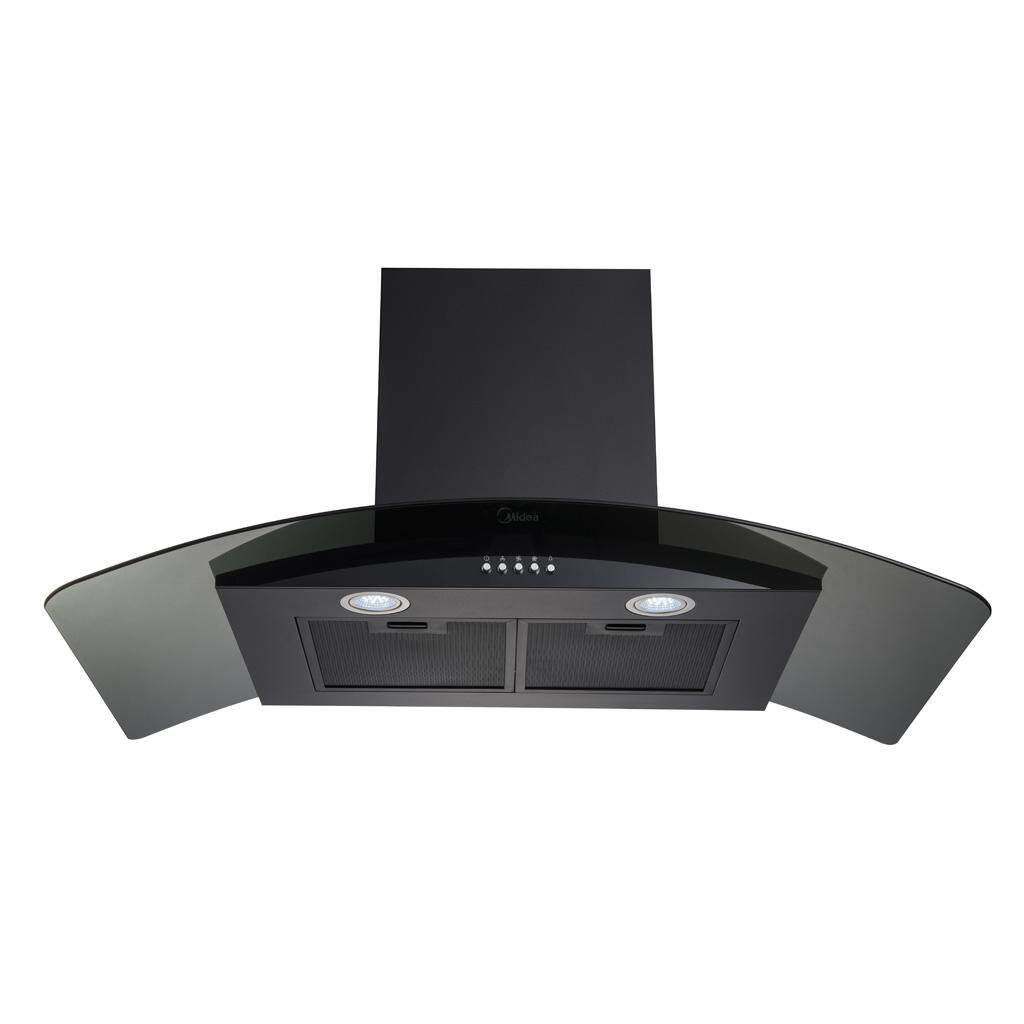 Midea MCH-90MV1 Cooker Hood with Charcoal Filter