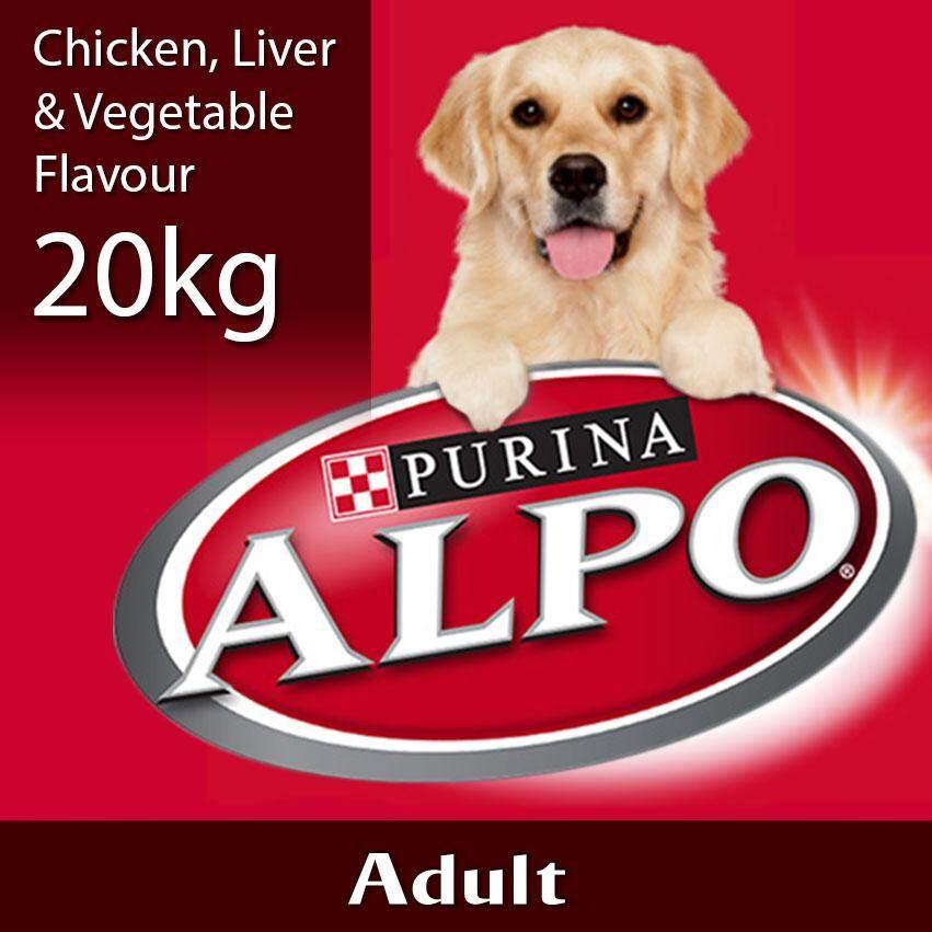 ALPO®  Chicken Flavor Dry Adult Dog Food Pack (1 x 20kg )
