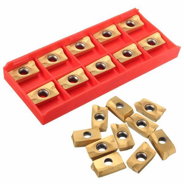 20Pcs APKT1604PDER-DP BP010 Carbide Turning Insert For Lathe Cutting Tool Holder - intl