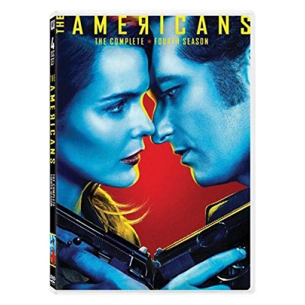The Americans: The Complete Fourth Season - intl