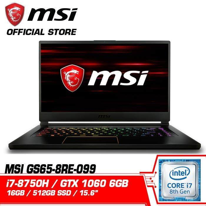 GS65 8RE 099MY STEALTH THIN (GTX1060 6GB GDDR5) Malaysia
