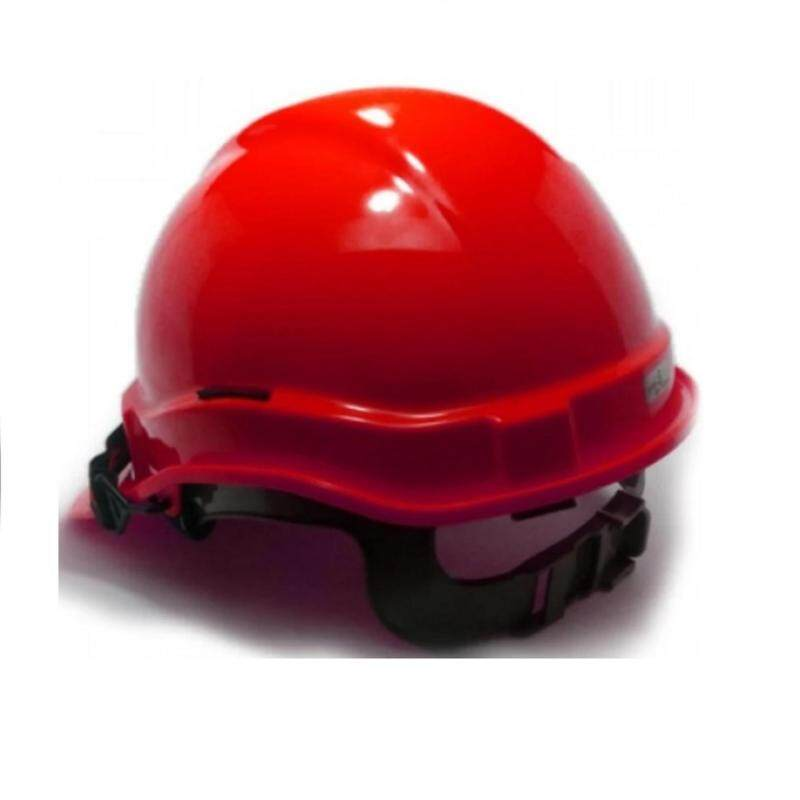 Proguard Safety Helmet (Red) for industrial / construction sites (SIRIM)