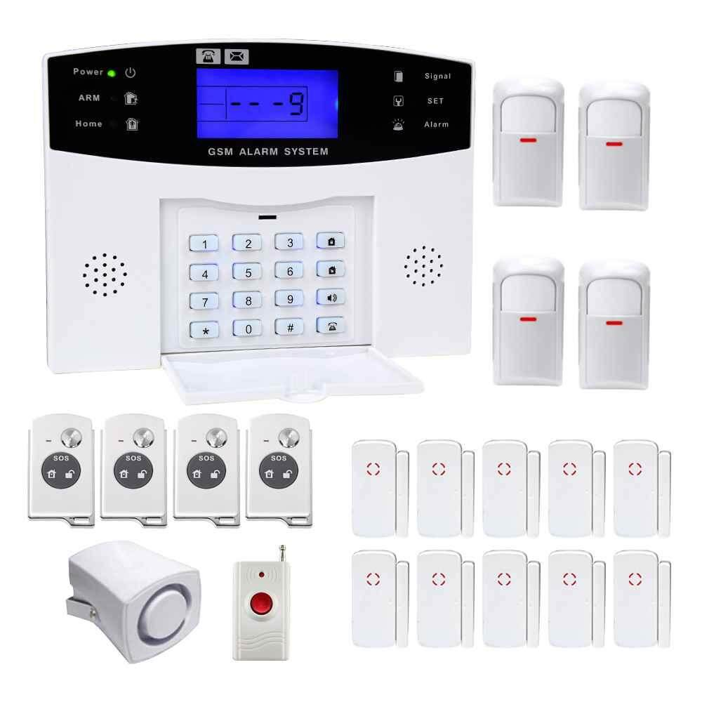 Cek Harga Yuero Ya 500 Gsm 22 Wireless Home Burglar Alarm System Low Cost For Boats Exquisite Design