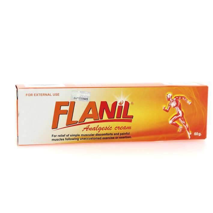 Flanil Analgesic Cream 60g