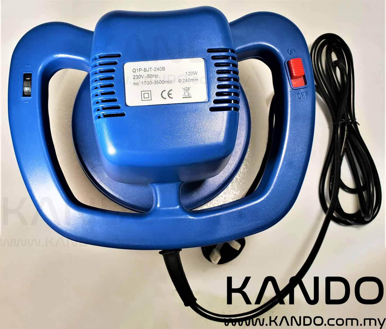 [MALAYSIA]X-PLUS 120W SPEED ADJUSTABLE Random Orbital Polisher / Random Orbital Buffer / Car Polisher / Car Waxer / Car Buffer / Car Polishing