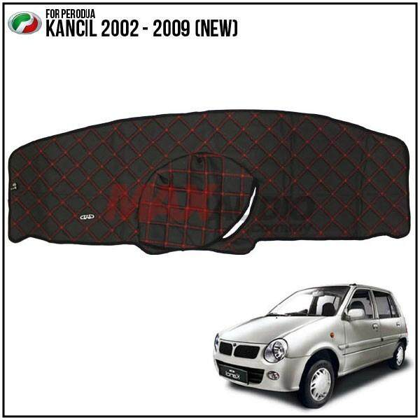 PERODUA KANCIL NEW 2002 - 2009 DAD GARSON VIP Custom Made Non Slip Dashboard Cover Mat
