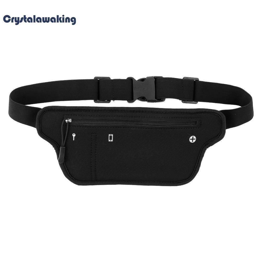 4b3e1ce3dd57 Waterproof Casual Riding Waist Pack Phone Wallet Neoprene Shoulder Handbags  - intl
