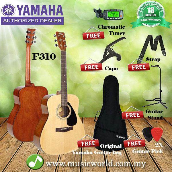 Yamaha F310 Professional Bundle