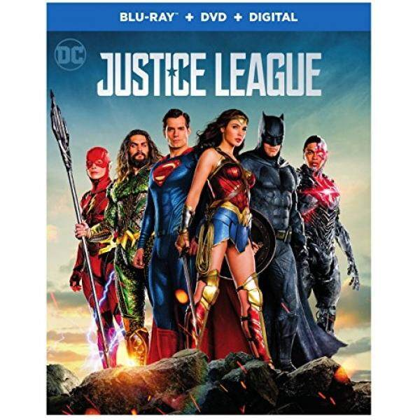 Justice League (bd) [blu-Ray] By Buyhole.