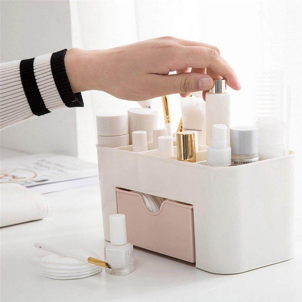 Babamu Tempat Cosmetic Storage Box Cosmake Lipstick & Nailpolish Source · GETEK Makeup Brush Cosmeti Organizer Plastic Cosmetic Storage Display Box ...