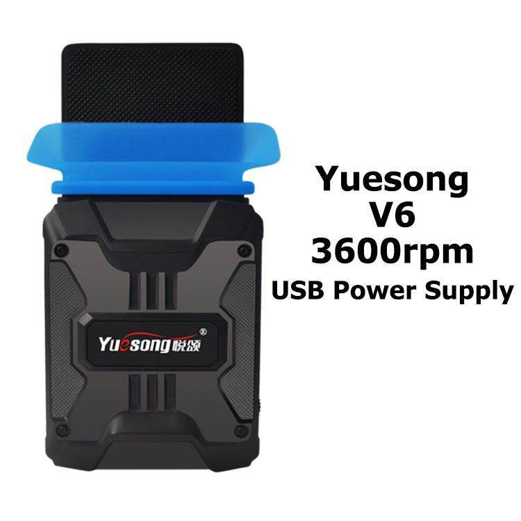 Yuesong V5 V6 V8 USB Portable Laptop Cooler Cooling Fan Notebook Cooler Laptop Cooling Pads Air Extracting Cooler Malaysia