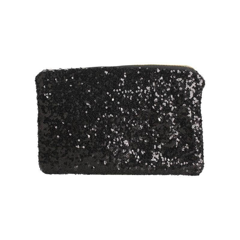 4cb2916004 Amart Women Handbag Shining Sequins Glitter Spangle Party Evening Lady  Clutch Bag