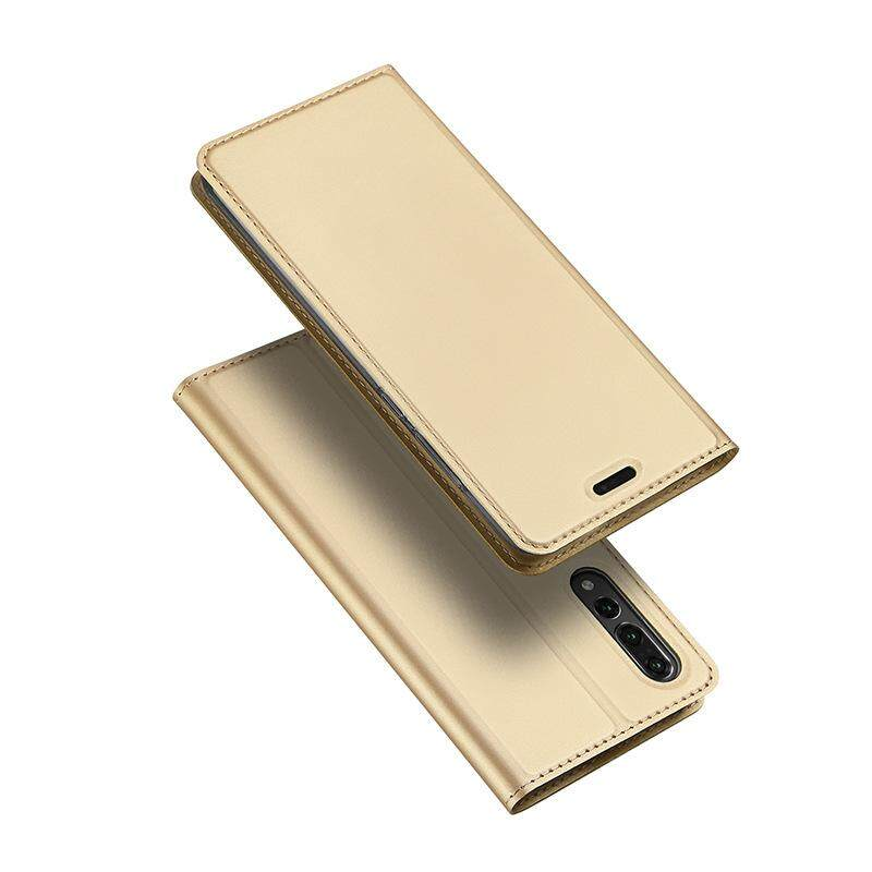 For Huawei P20 Pro Case Smart Luxury Flip Cover Leather Card Slot Stand Wallet Cover For Huawei P20 Pro Original Shockproof Casing Intl Oem Cheap On China