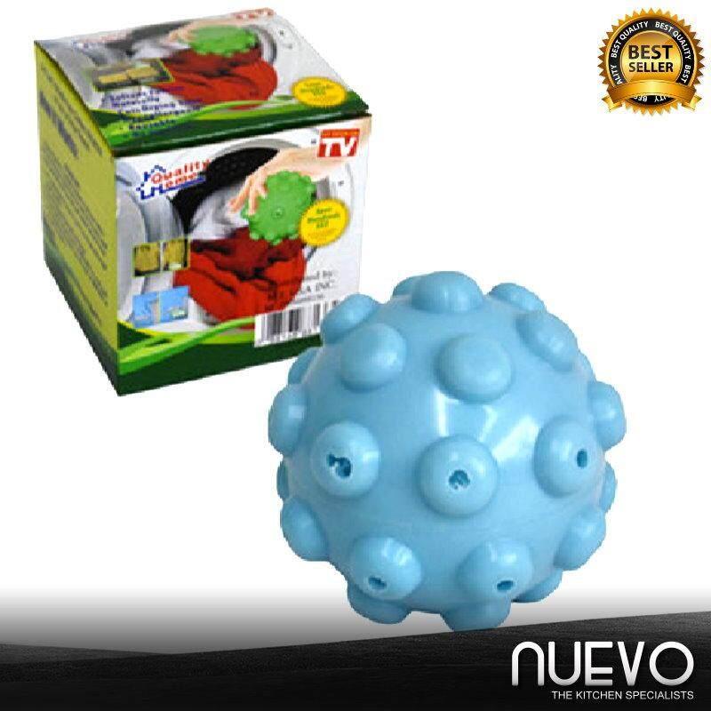 Nuevo 3pcs Steamy Dryer Ball Eco Friendly Reusable Dryer Ball Wash Ball