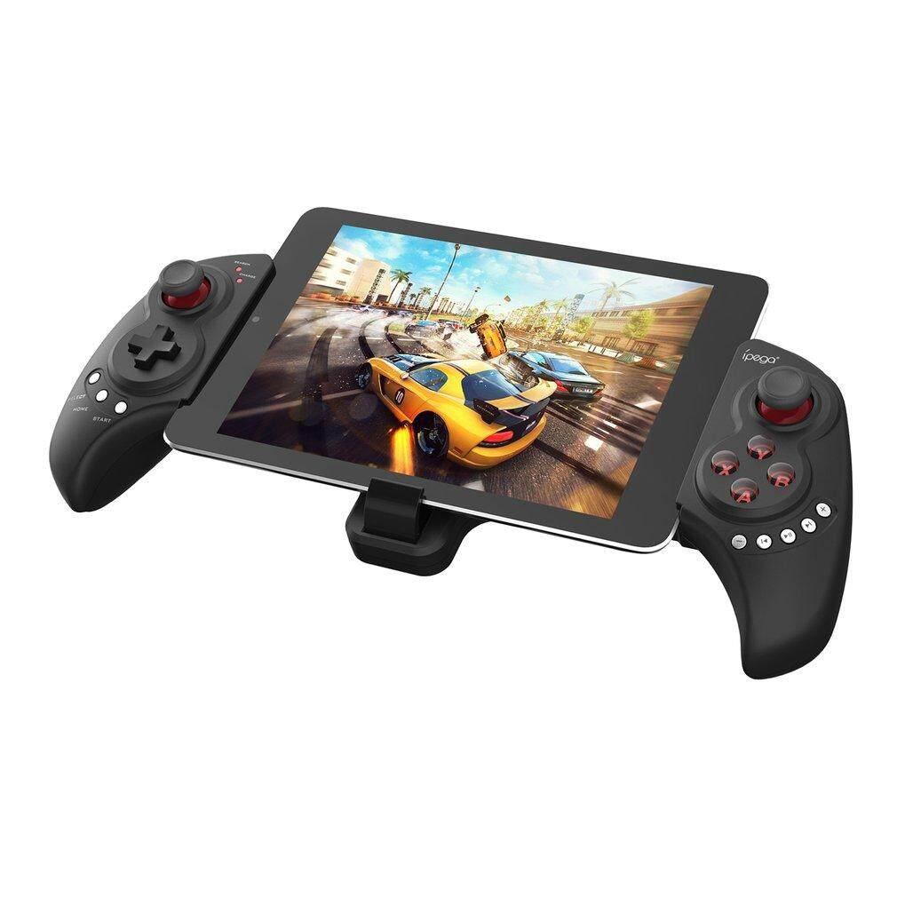Kehebatan Enzu Acc Game Handle Stick Warior Gamepad Universal Dan Gamis Raindoz Bbr229 Ipega Pg 9023 Telescopic Bluetooth Wireless Controller