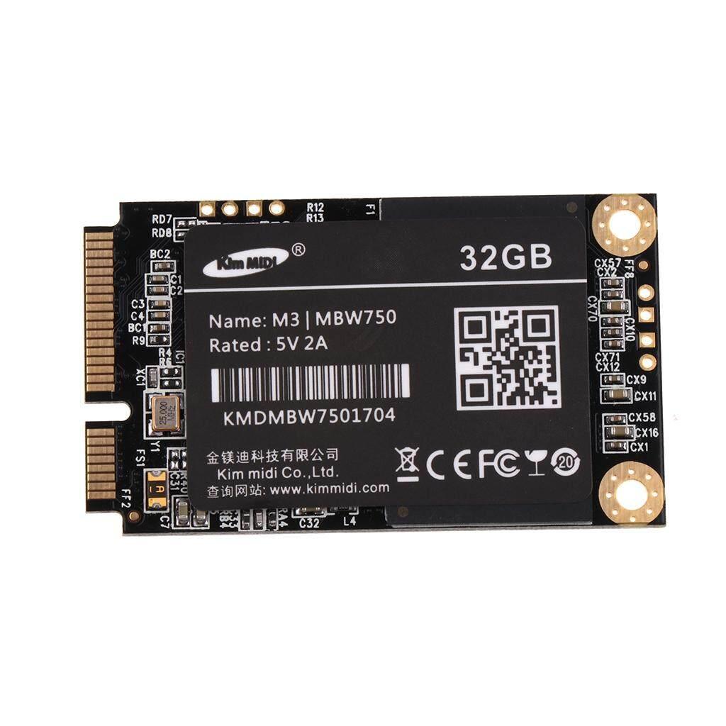 Hình ảnh MagiDeal 32 gb 1.8 ''inch mSATA SSD Đĩa Cứng Ssd cho Máy Tính Laptop-quốc tế