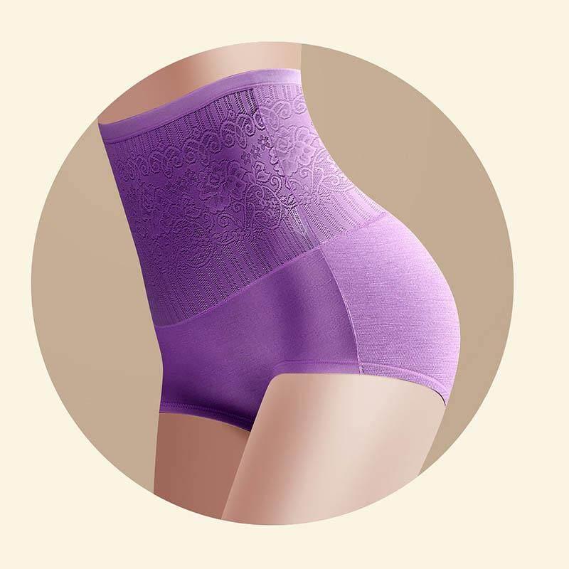 Wanita Tinggi Pinggang Pembentuk Tubuh Celana Mulus Tummy Perut Kontrol Pinggang Pelangsing Shapewear Girdle Underwear Pinggang