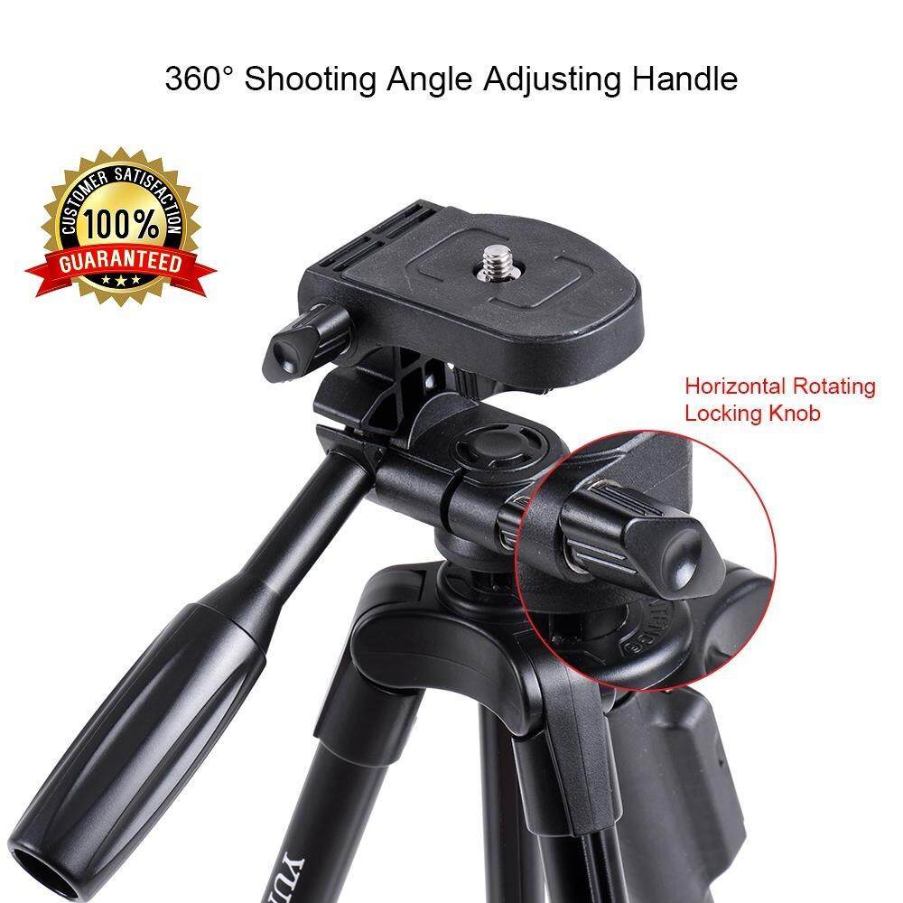Cek Harga Yunteng Vct 5208 Aluminum Tripod 3 Way Head Bluetooth Yt 880 Gambar Product Lengkap Remote For Phone Dslr Sport Camera High Quality Guaranteed Terbaru