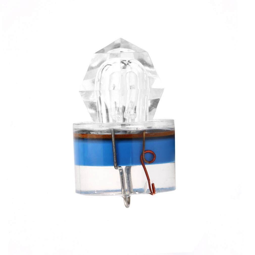 Allwin Diamond Memancing Di Laut Dalam Bentuk LED Lampu LED Menarik Cahaya Pancing For Menyenangkan Biru