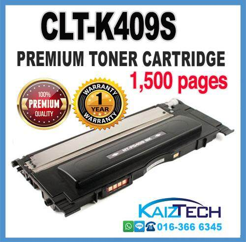 Samsung 409 / CLT-K409S Black Compatible High Quality Colour Laser Toner Cartridge For Samsung CLP 310 / 310N / 315 / 315W / CLX 3170 / 3175 / 3175N / 3175FN / 3175FW Printer Toner