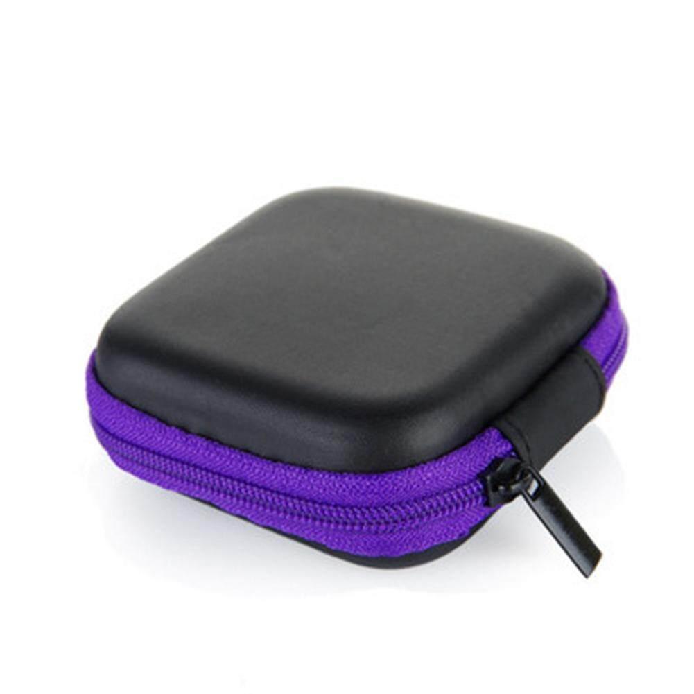 Earphone Portabel Tas Kabel USB Charger Wadah Perhiasan Kunci Tas Hadiah untuk Ulang Tahun Natal Halloween