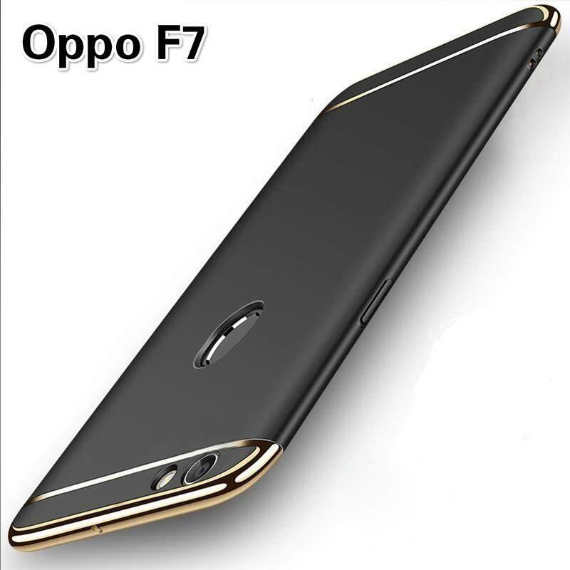 Detail Gambar Oppo F7 Mewah Menyepuh Dgn Listrik Shockproof Kembali Casing Kover untuk Oppo F7 Case Keras Rumahan Telepon Terbaru