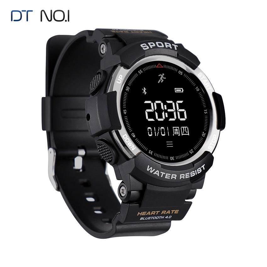 DTNO.1 Olahraga Jam Tangan Pintar Profesional Smartwatch Tahan Air GPS Smartwatch Monitor Tidur Perangkat Yang Bisa Dikenakan atau IOS Android