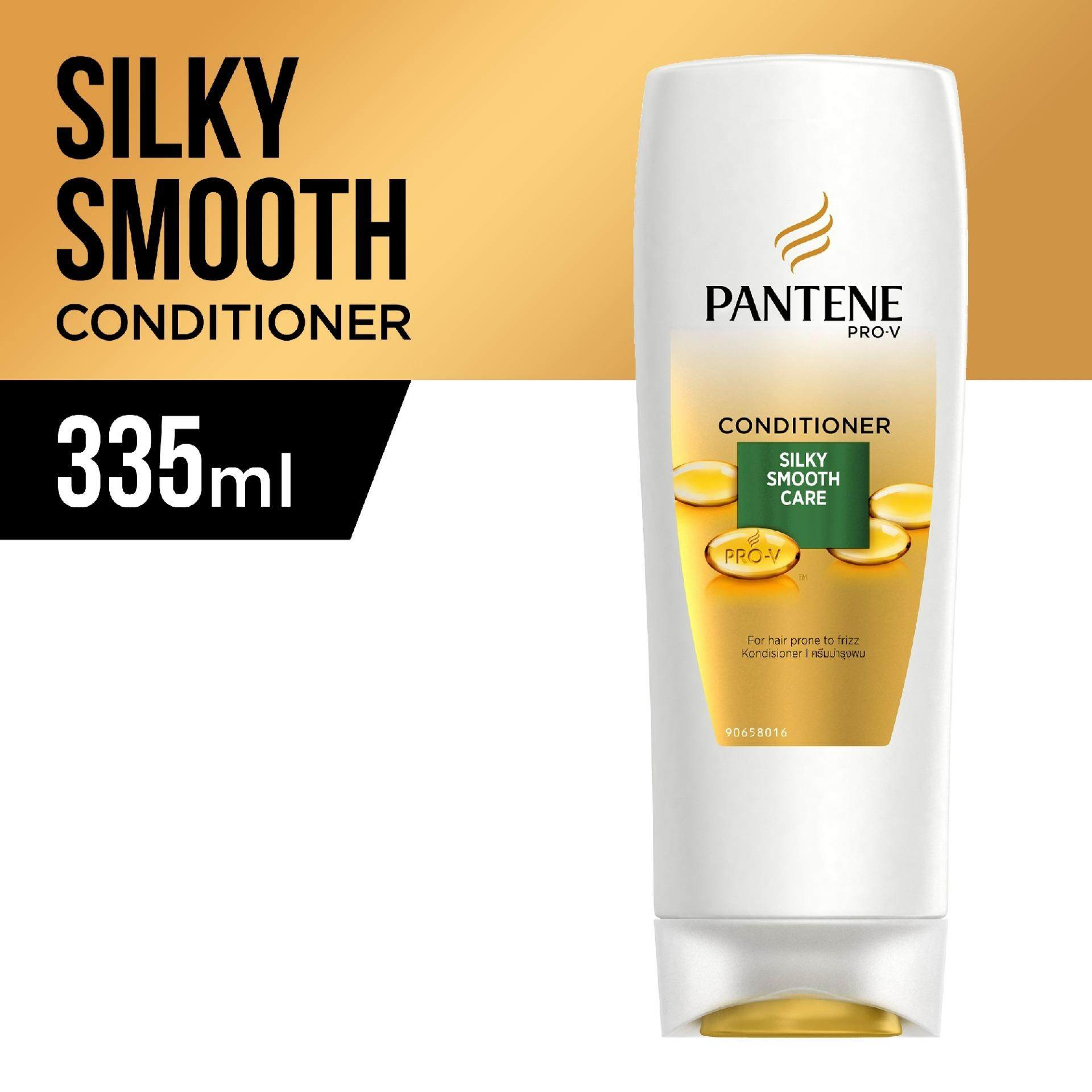 Pantene Silky Smooth Care Conditioner 335ml
