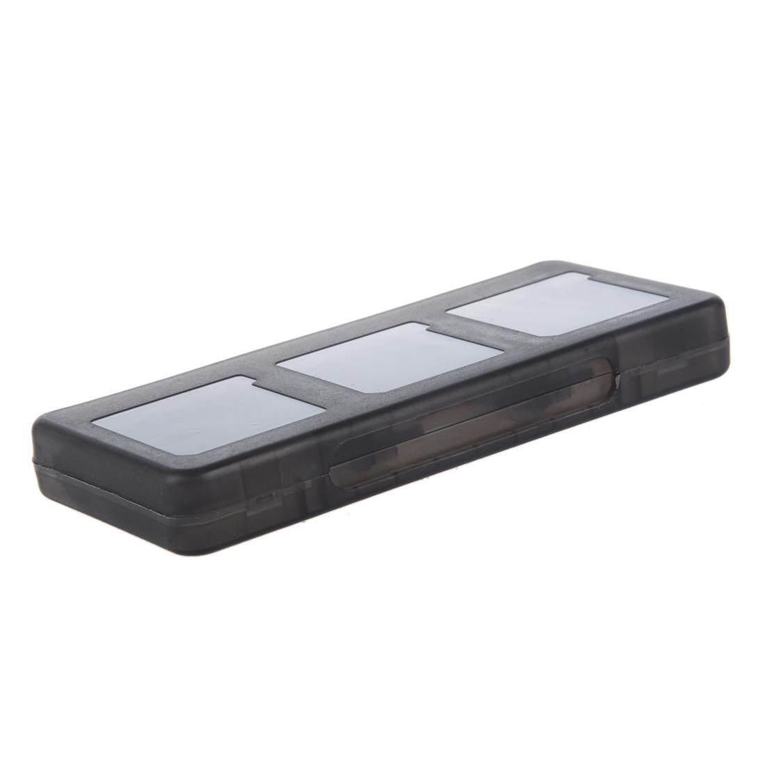 Cek Harga Nintendo Ds Lite Charger Power Adaptor Terbaru Nds Black 6 In 1 Game Case Holder Cartridge Box For Dsi Xl Ll