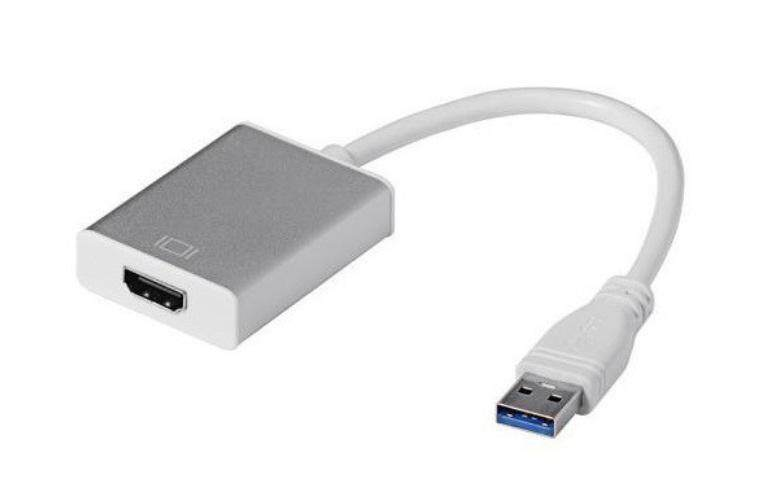 USB 3.0 to HDMI Female Video Converter Adapter Cable 1080P