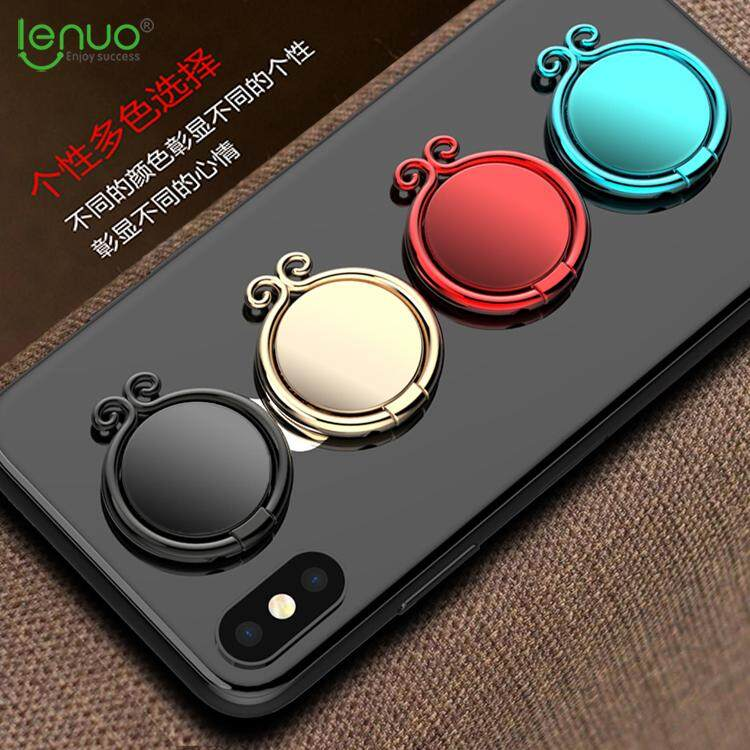... Lenuo Monkey King Metal Finger Ring Phone Holder Luxury 360 Degree Tablet Smartphone Mobile Phone Stand ...