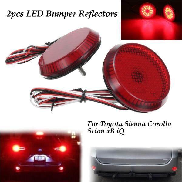 Thông tin chi tiết về? Bộ đèn Led phản quang cản sau cho Scion XB Iq Toyota Sienna Corolla-