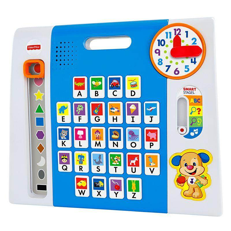 [Fisher-Price] Laugh & Learn Puppys A To Z Smart Pad toys for girls