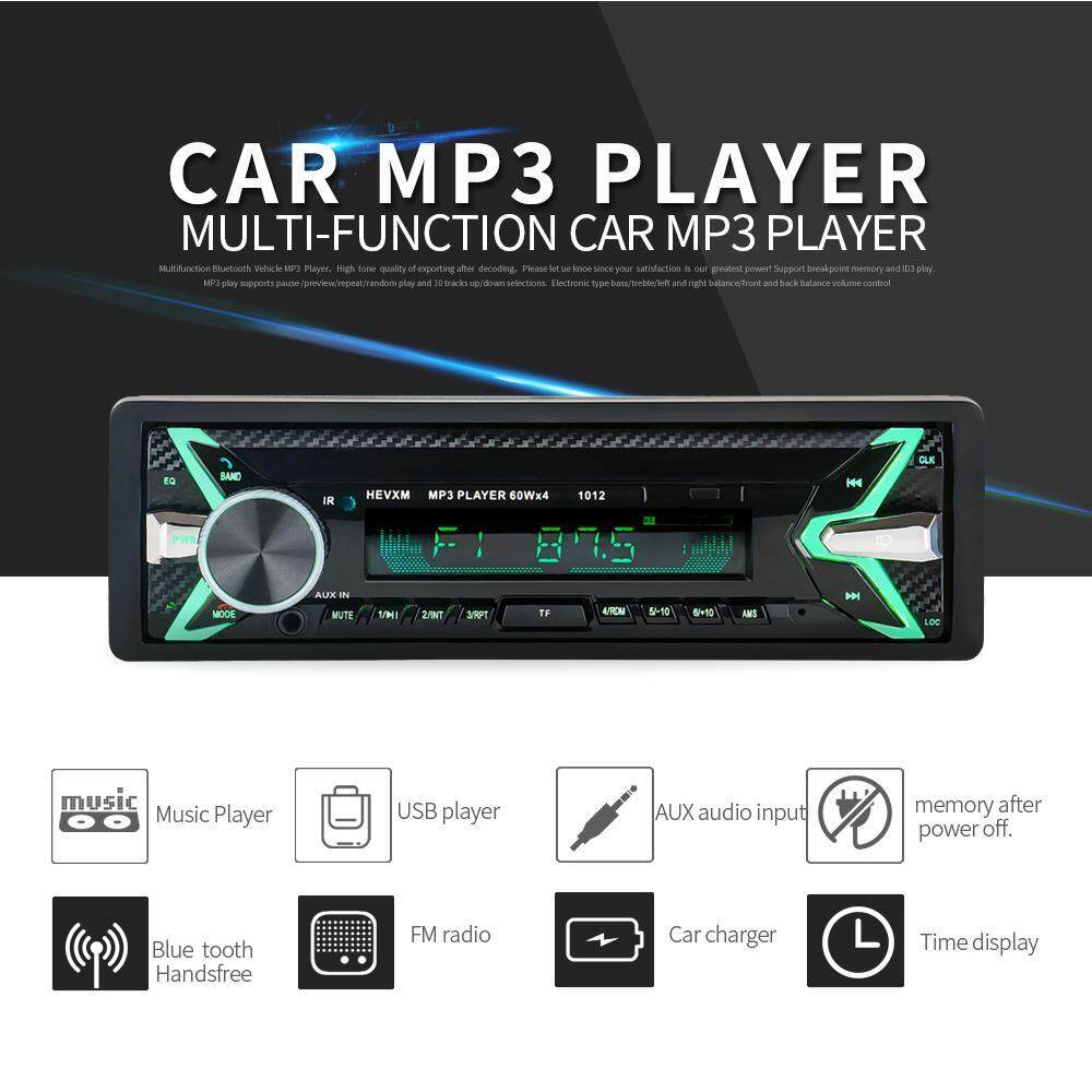 Car Stereo For Sale Cars Online Brands Prices Usb Mp3 Player Connection Diagram Rodeal Colorful Bluetooth Audio Single Din 12v Fm Receiver With Remote Controlin