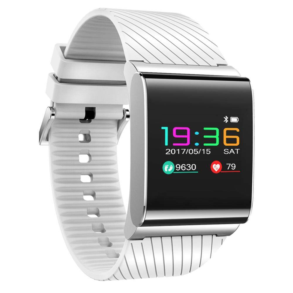 mengyanni Bluetooth Smartwatch Waterproof 0.9 OLED Touch Screen Fitness Activity Tracker Watch For Men/Women/Teens Blood Pressure HR And Health Monitor For IPhone Samsung Android Cellphones - X9Pro