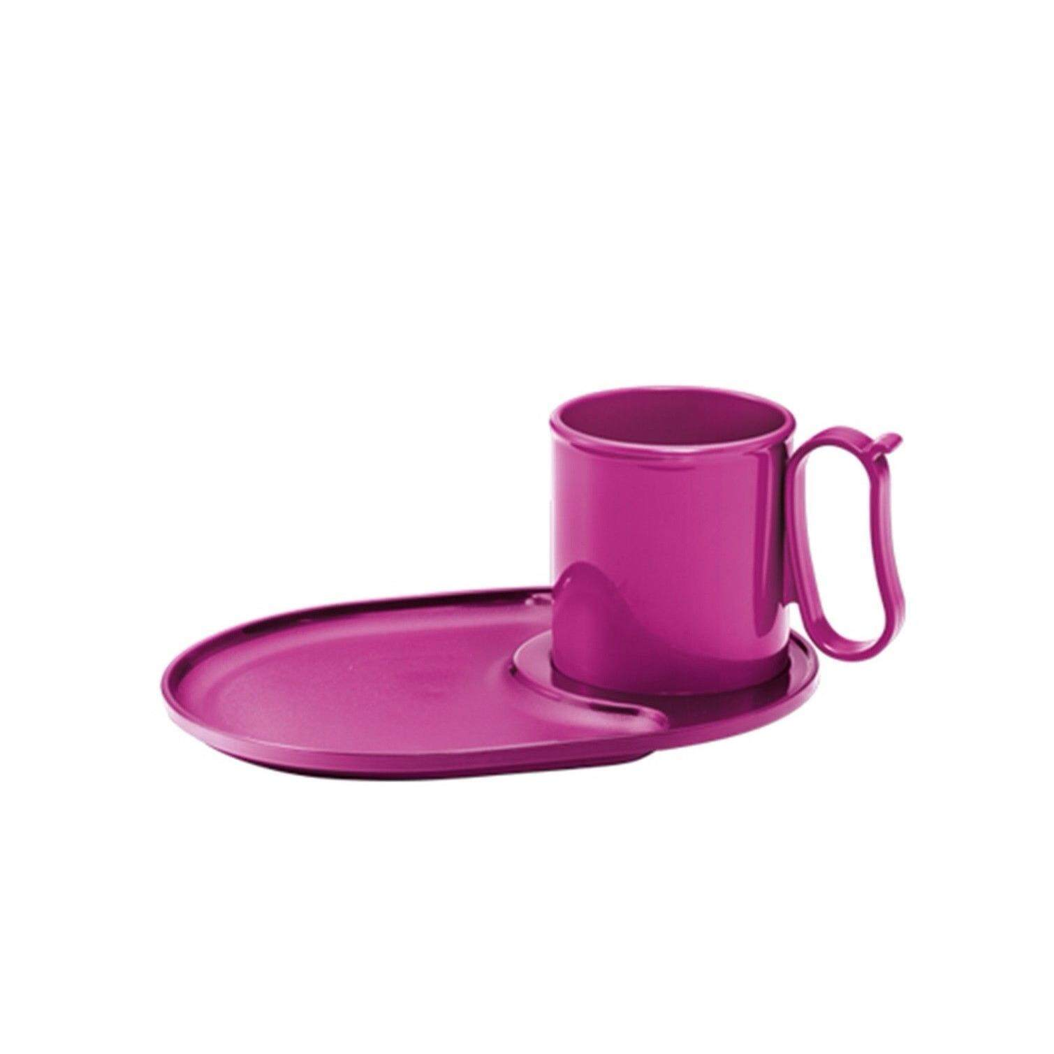 Tupperware Tea 4 Two Set (Pink)