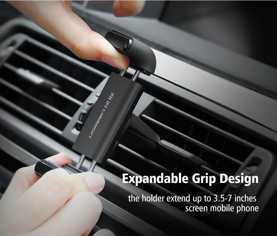 iphone rotate video ugreen universal smartphones mobile phone adjustable car 9274