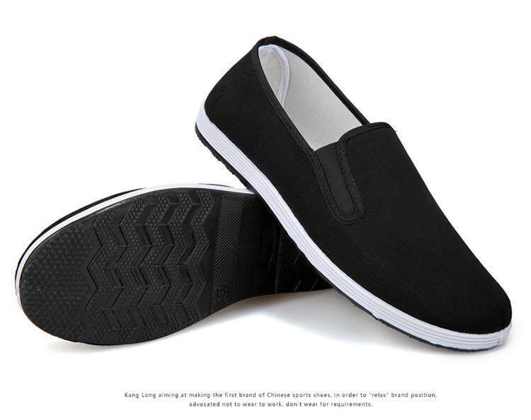 Beijing Kasual Datar Sepatu Kain untuk Sepatu Berkendara Sepatu Menyerap Keringat untuk Ribuan Lantai-Intl
